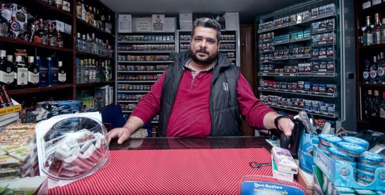 Antalya Shopkeeper